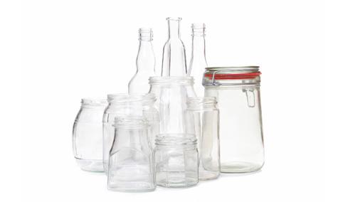 Bottiglie e barattoli di vetro cemambiente - Barattoli vetro ikea ...