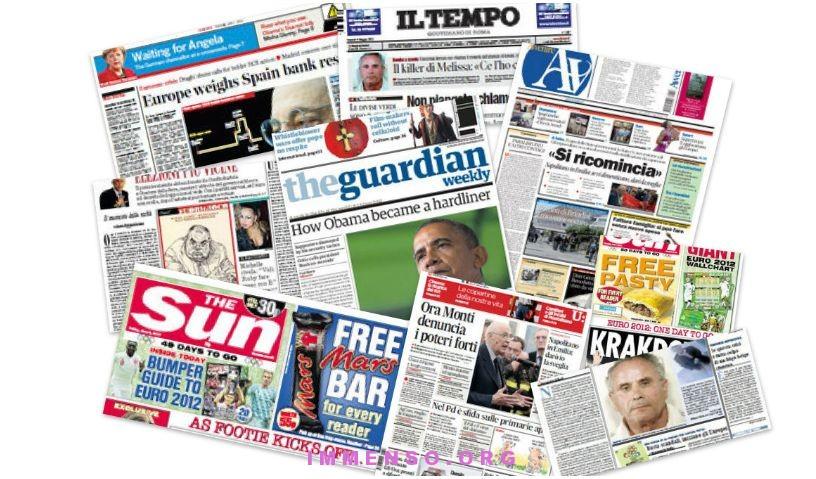 Giornali e riviste cemambiente - Giornali di cucina ...
