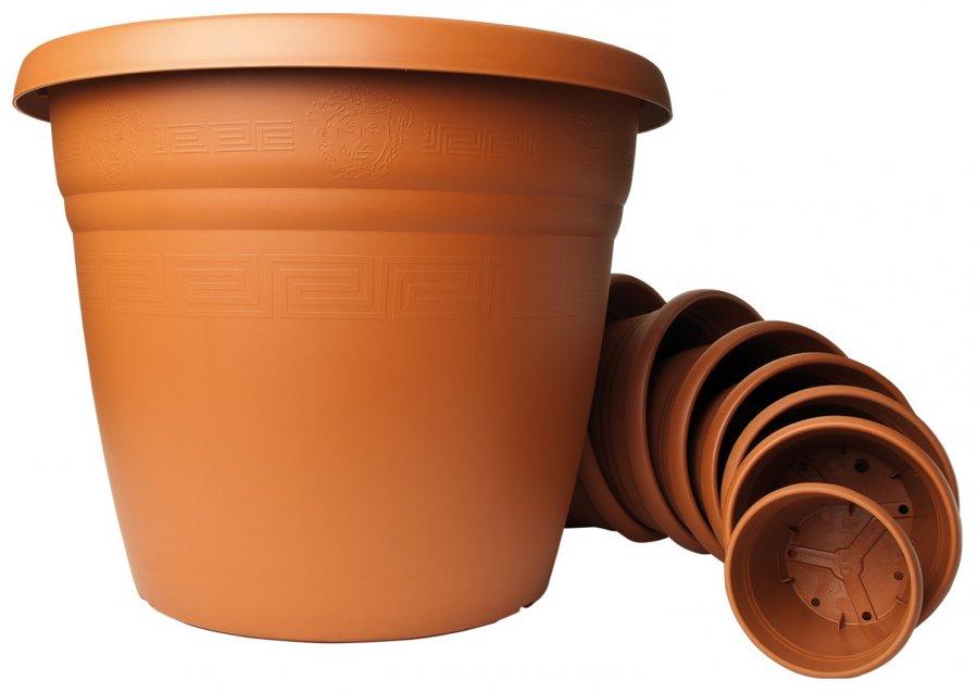 Vasi in plastica cemambiente for Vasi rettangolari plastica
