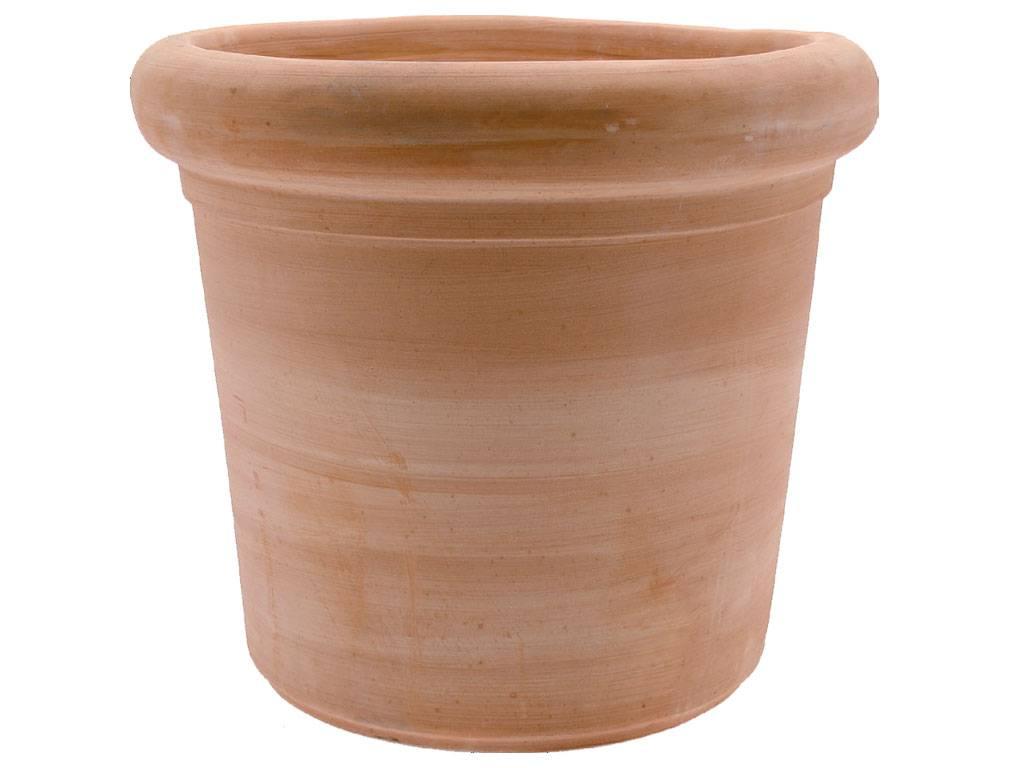 Vasi in terracotta cemambiente for Vasi in terracotta on line