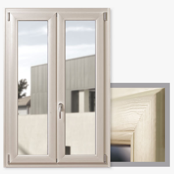 Finestre e infissi in legno e alluminio cemambiente for Finestre infissi